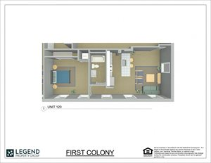 First Colony Flats Unit 120