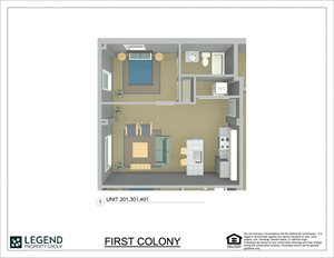 First Colony Flats Unit 401