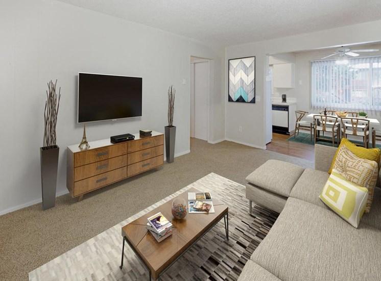 Spacious Floor Plans at Crown Royal, Portland, 97212