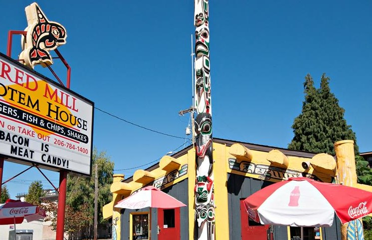 totem house in seattle