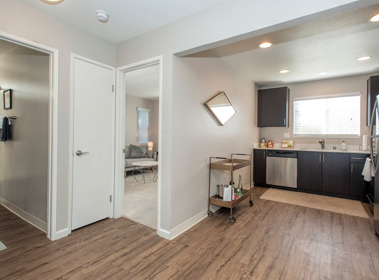 Open Kitchen at Sagemark, San Jose, CA 95136
