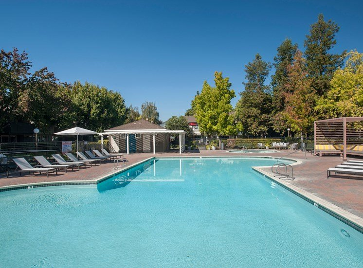 NEW Pool Cabanas at Sagemark, San Jose, CA 95136