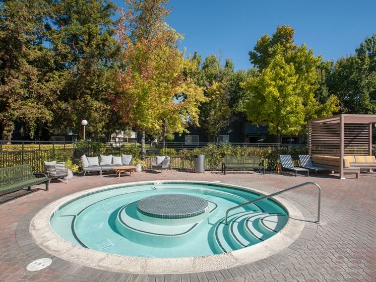 Year-Round Hot Tub at Sagemark, San Jose, 95136