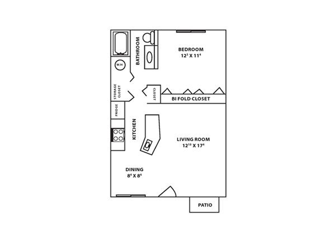 1 2 Bedroom Apartments In Tigard Or Summerfield