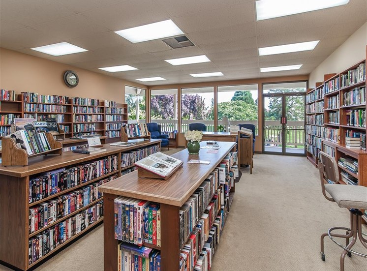 Library Available at Summerfield, Tigard,Oregon