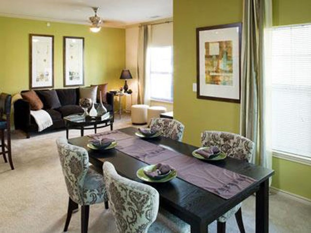 Defined Dining Space at The Greens of Fossil Lake, Texas, 76137