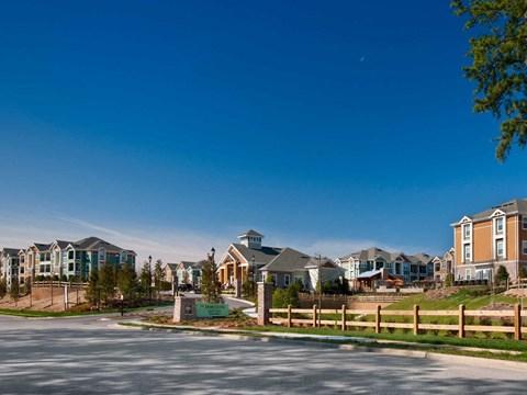 Exterior View at Jamison at Brier Creek, Raleigh, NC, 27617