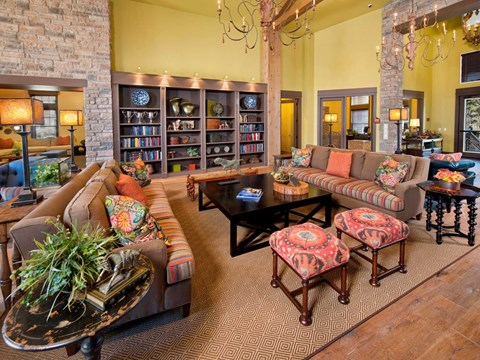 Furnished Clubhouse  at Jamison at Brier Creek, Raleigh