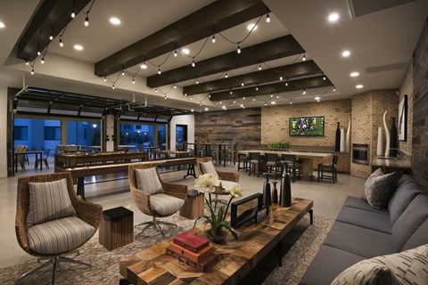 Stylish Clubhouse at Trellis, Arizona, 85022