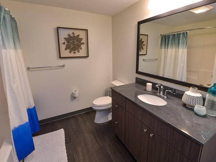 Walnut on Highland Bathroom, Walnut on Highland in Pittsburgh, Pennsylvania