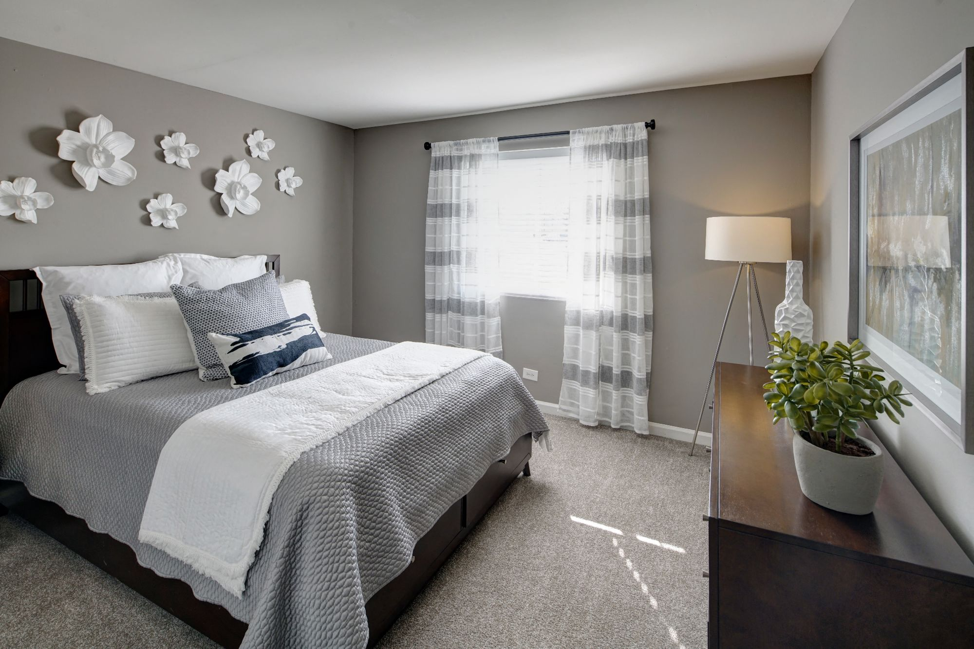 Gorgeous Bedroom Designs at Carol Stream Crossing, Carol Stream, Illinois