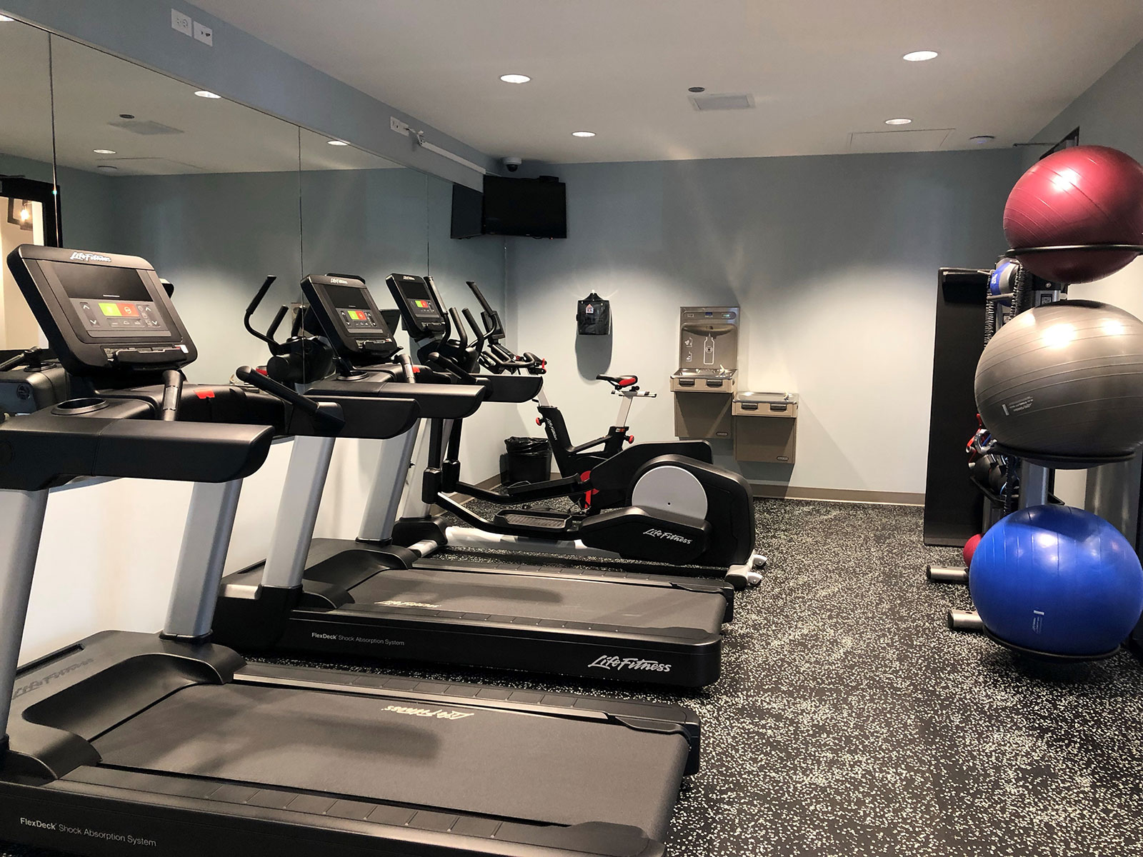 Chicago Apartments with Fitness Center