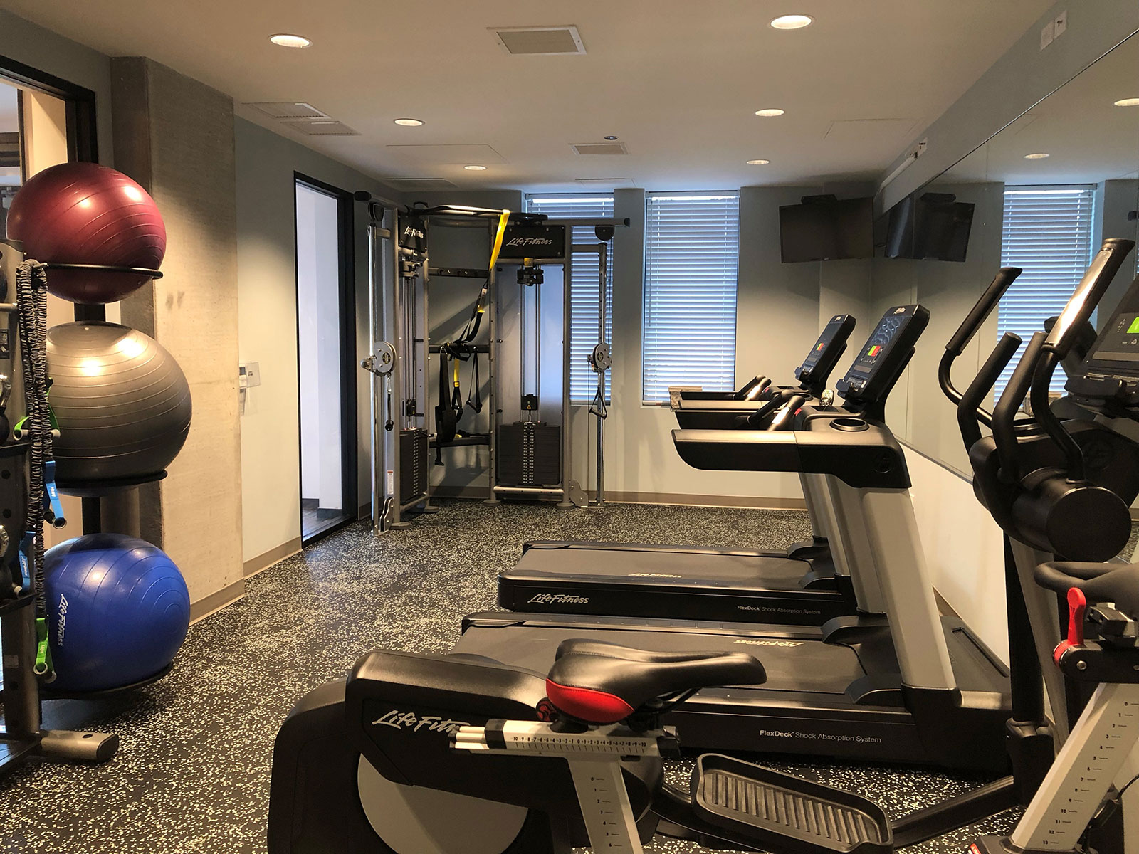 Chicago Apartments with Gym