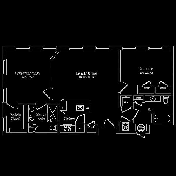ml-b08 Floor Plan 12