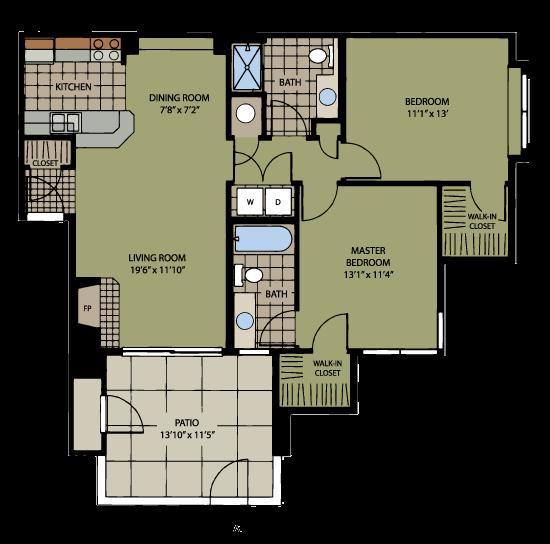 Lynwood Floor Plan 3
