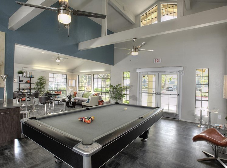Expansive Clubhouse with Game Room at The Edge, Davis