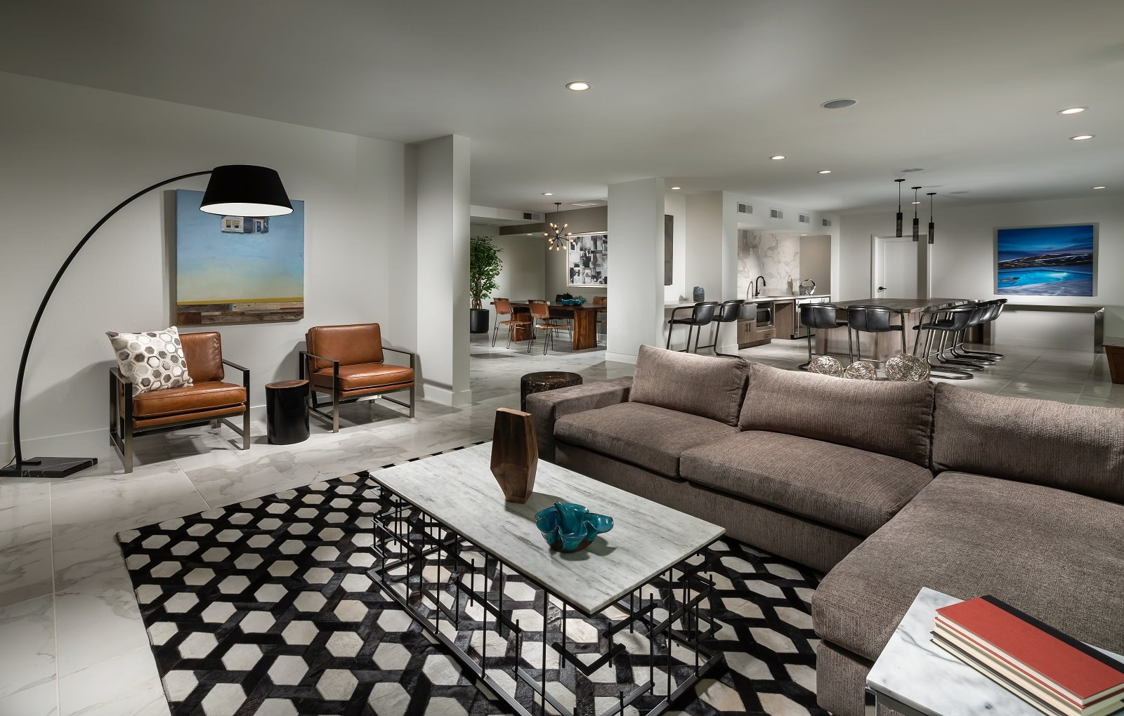 Soaring 12-foot Ceilings at Luxe, Pasadena, 91106
