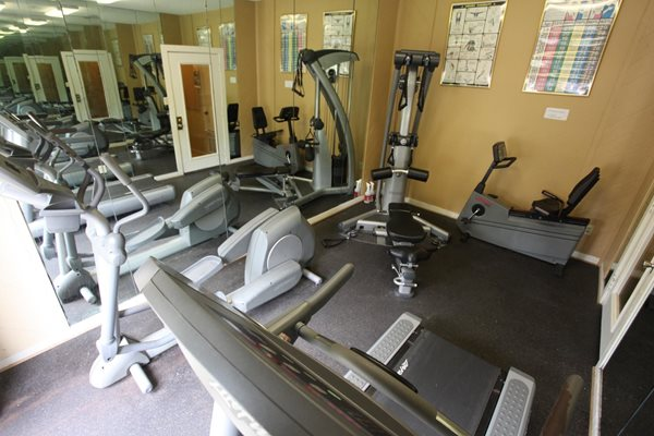 Forest Lake at Oyster Point Apartments Fitness Center