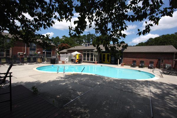 Forest Lake at Oyster Point Apartments Swimming Pool