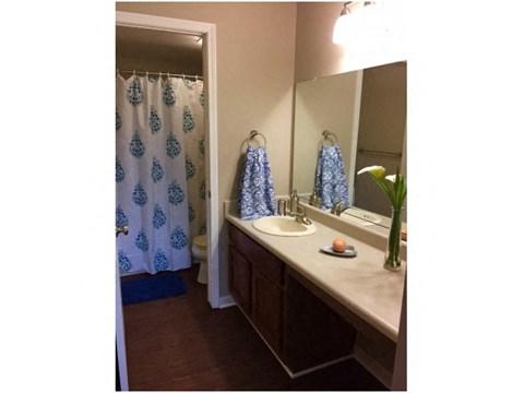 Georgetown Park Apartments Bathroom