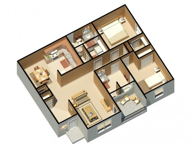Superb Pelican Pointe Apartments 2 Bedroom Floor Plan