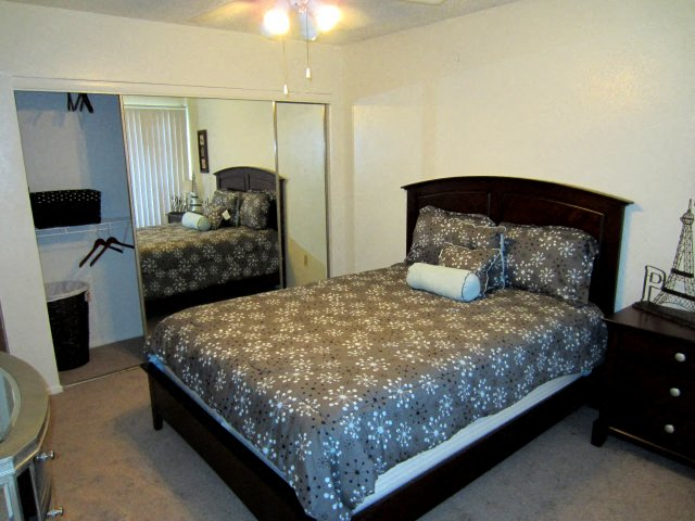Princeton Club Apartments Longview TX Bedroom