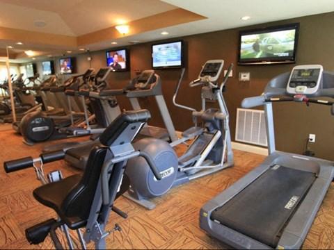 Remington Place Apartments Fitness Center