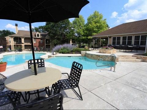 Remington Place Apartments Pool