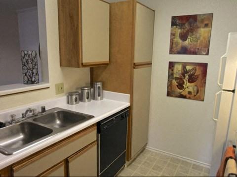 Remington Place Apartments Kitchen