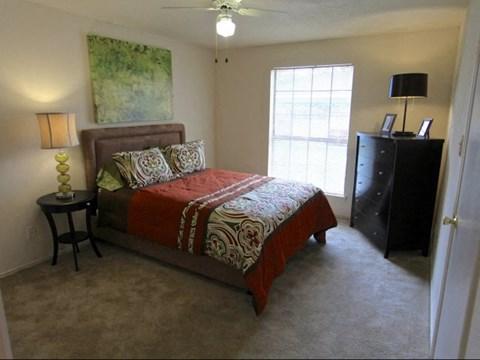 Remington Place Apartments Bedroom