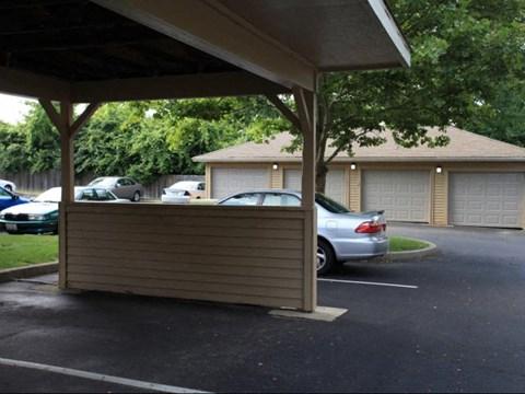 Remington Place Apartments Parking