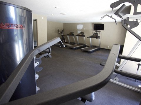 Sundance West Apartments Reno NV Fitness Center