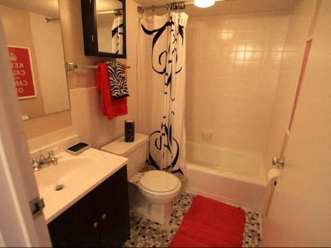 The Regency Tower Bathroom