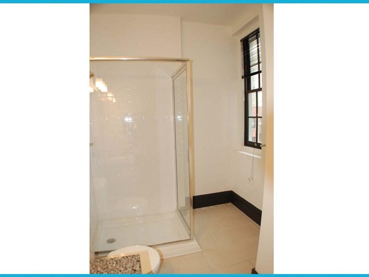 The Jewell Building Bathroom
