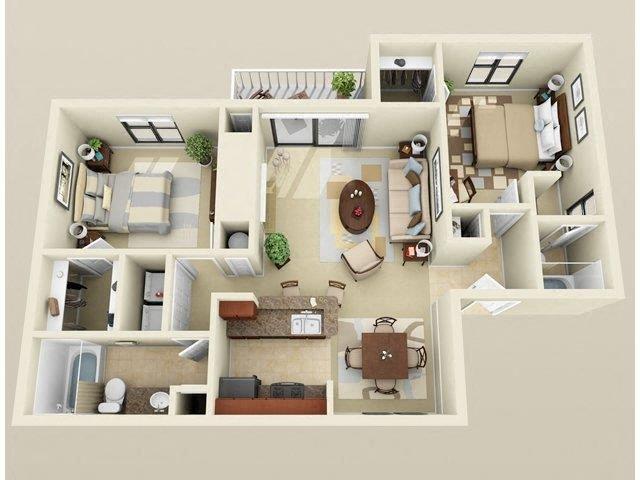 Biltmore Floor Plan 2