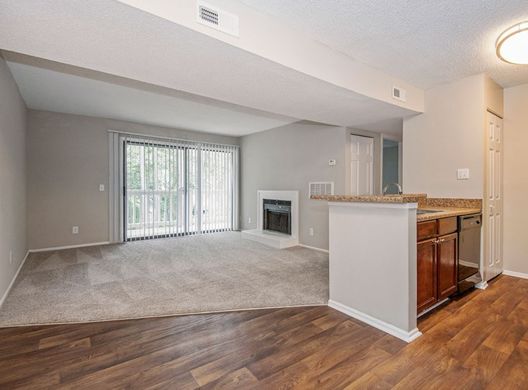 Apartment at Sommerset Place in Raleigh NC