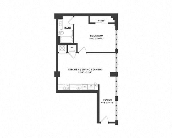 Buchanan Floor Plan 3