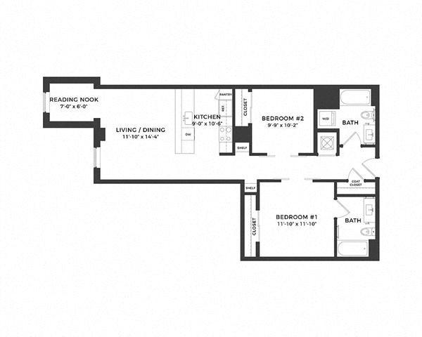 Foster Floor Plan 5