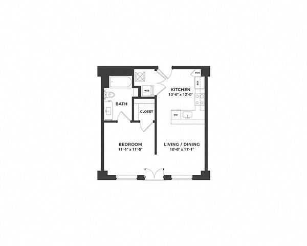 Weddington Floor Plan 1