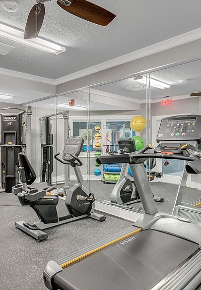 Vineland Landings Apartments in Kissimmee, FL. Make this community your new home or visit other Concord Rents communities at ConcordRents.com. Fitness center