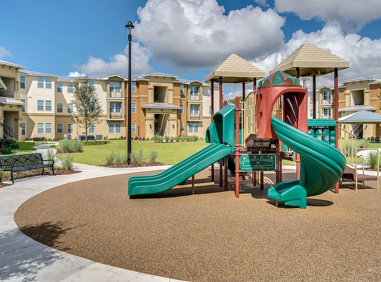 Vineland Landings Apartments in Kissimmee, FL. Make this community your new home or visit other Concord Rents communities at ConcordRents.com. Playground