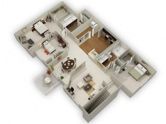 Jasmine Floor Plan 17