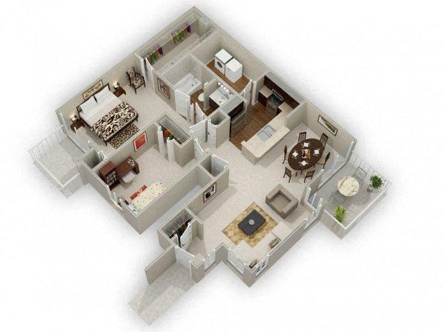 Laurel Floor Plan 4