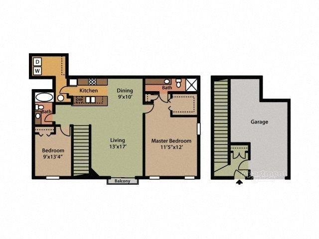 Spruce Floor Plan 7