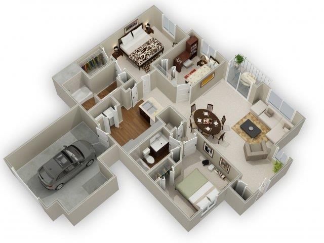 Azalea Floor Plan 13