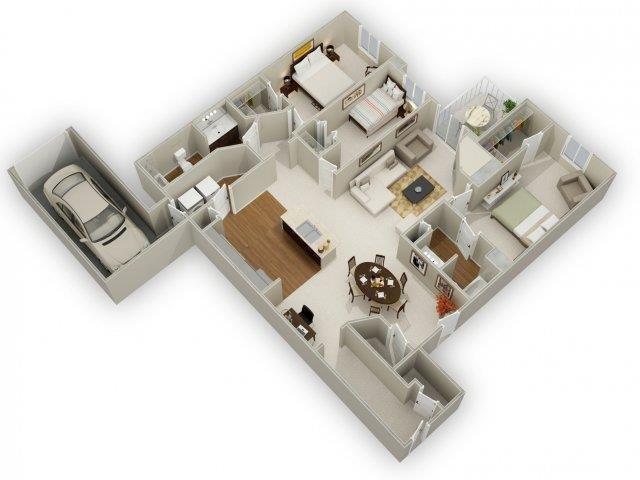 Cypress Floor Plan 15