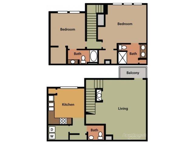 Hawthorne Floor Plan 12