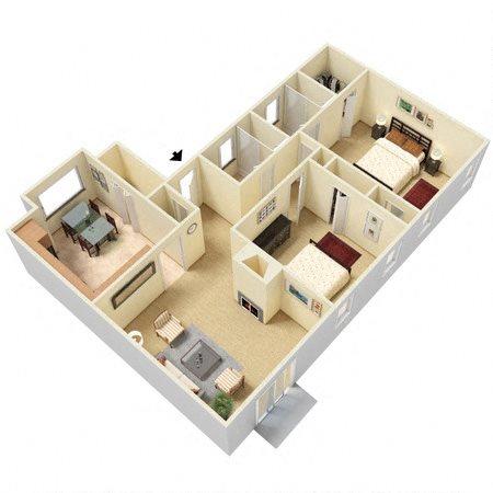 2C Floor Plan 5