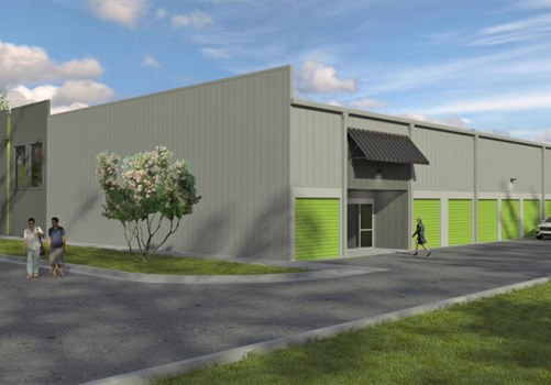 Save Green Self Storage Community Thumbnail 1