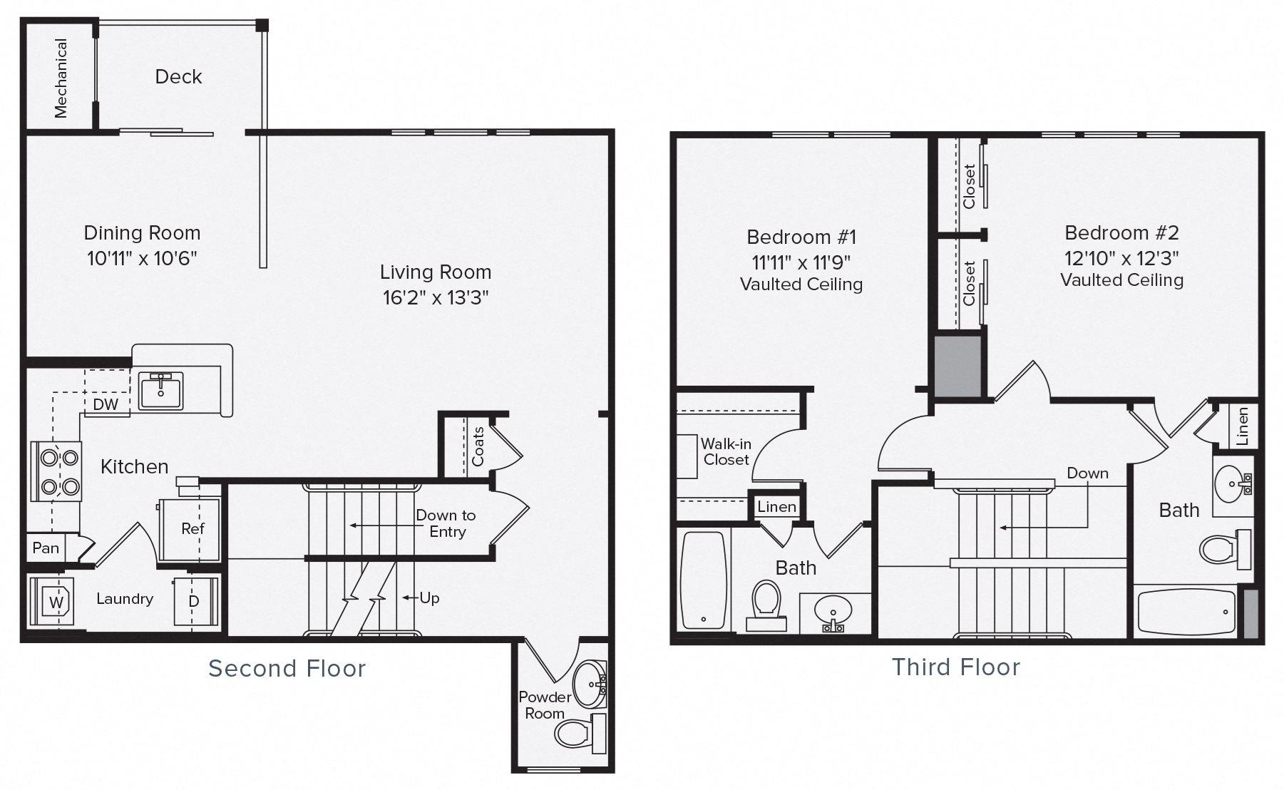 2H Floor Plan 9